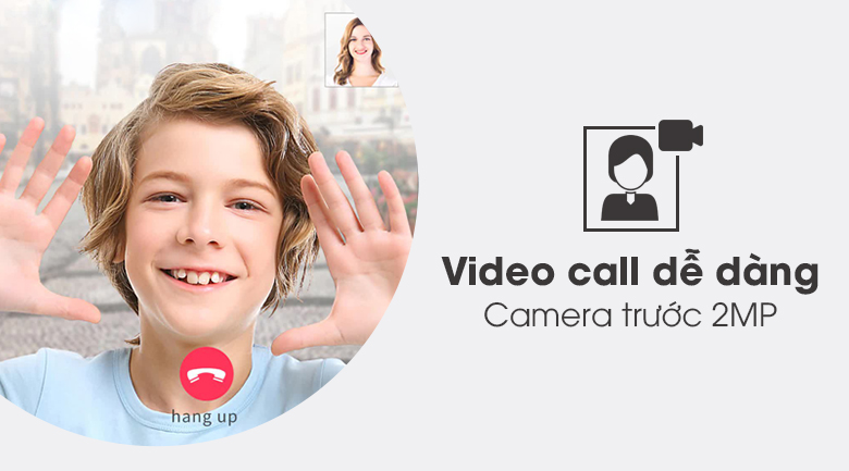 Đồng hồ thông minh trẻ em Abardeen T3 với tính năng Video Call