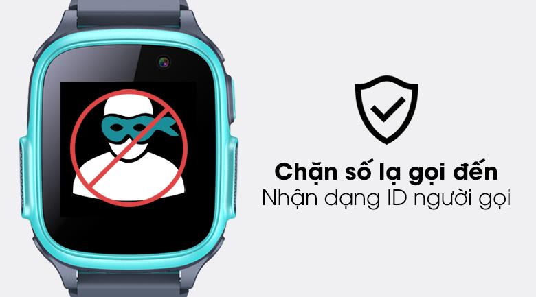 Đồng hồ thông minh trẻ em Abardeen T3 có tính năng chặn người lạ gọi đến