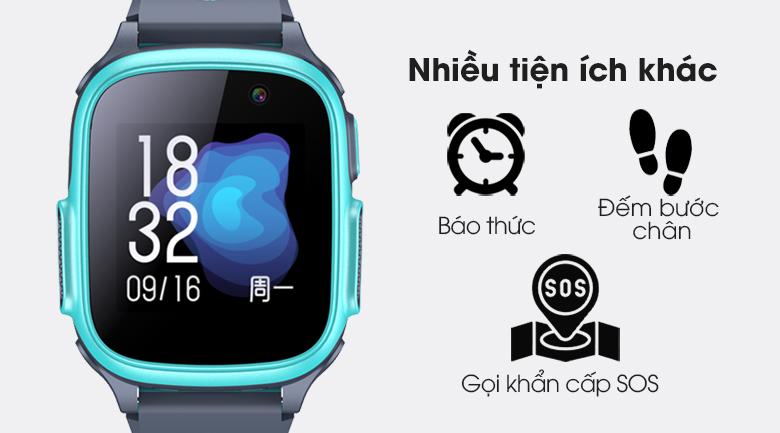 Đồng hồ thông minh trẻ em Abardeen T3 cùng nhiều tính năng khác