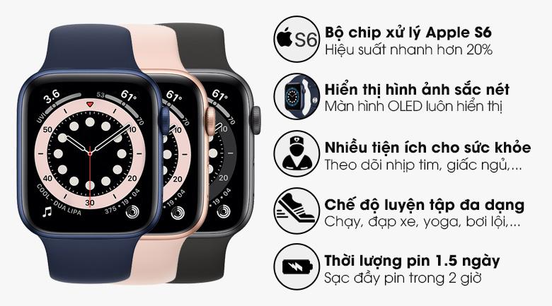 Apple Watch S6 44mm
