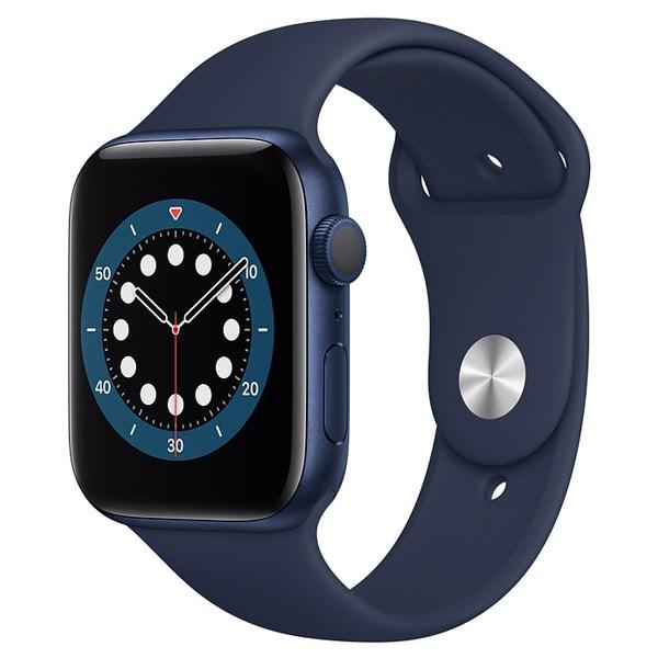 Apple Watch S6 44mm viền nhôm dây cao su