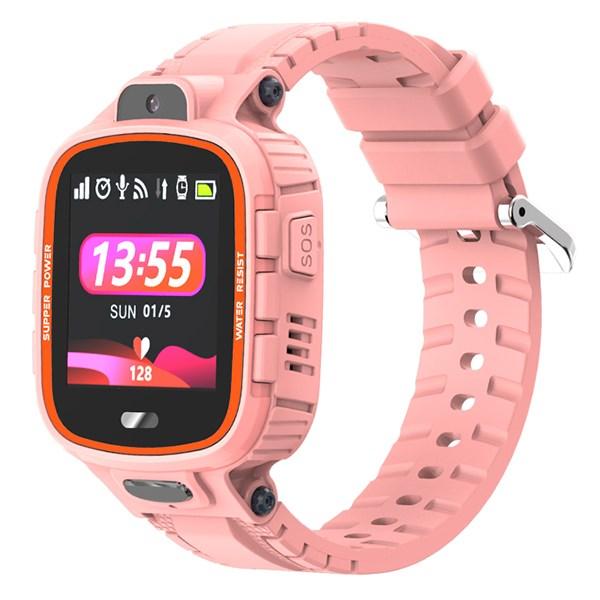 Đồng hồ định vị trẻ em Kidcare 26 vàng hồng
