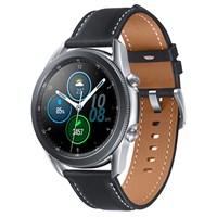 Samsung Galaxy Watch 3 45mm viền thép bạc dây da