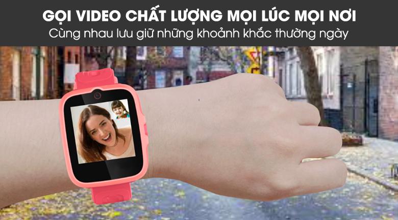 Đồng hồ định vị trẻ em Masstel Super Hero 4G có tính năng gọi video