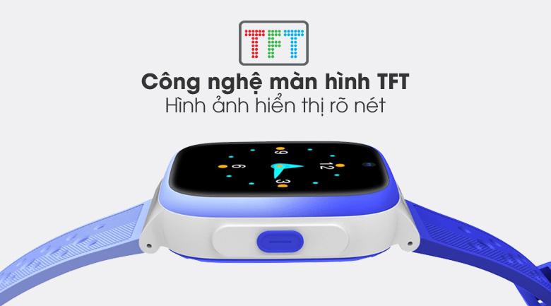 Đồng hồ định vị trẻ em Masstel Smart Hero 4G trang bị màn hình TFT