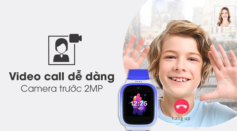 Đồng hồ định vị trẻ em Masstel Smart Hero 4G trang bị camera thoải mái gọi video call