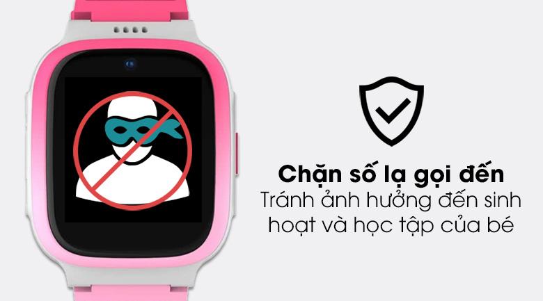 Đồng hồ định vị trẻ em Masstel Smart Hero 4G bảo vệ bé khỏi những kẻ lạ