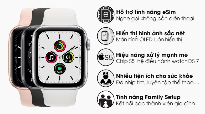 Apple Watch SE LTE 44mm