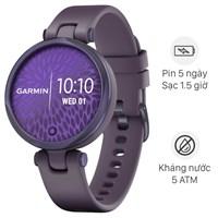 Đồng hồ thông minh Garmin Lily dây silicone tím