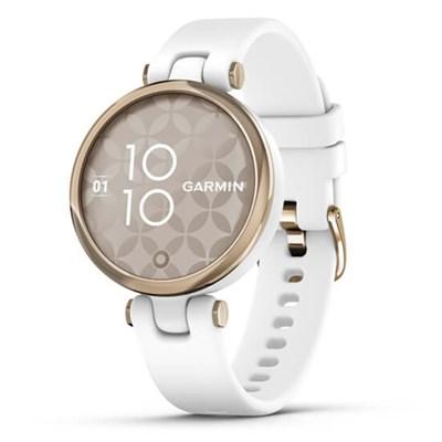Đồng hồ thông minh Garmin Lily dây silicone trắng