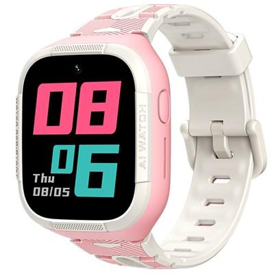 Đồng hồ định vị trẻ em 4G Kidcare S6 Hồng
