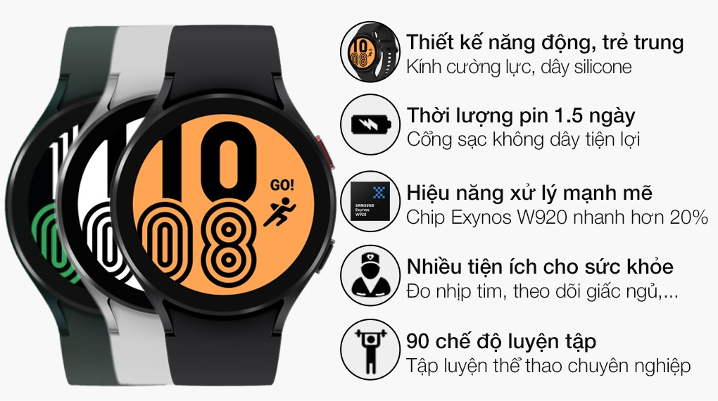 Galaxy Watch 4 44mm