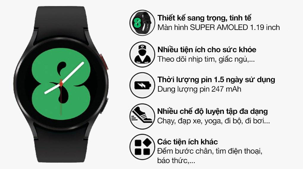 Galaxy Watch 4 LTE 40mm