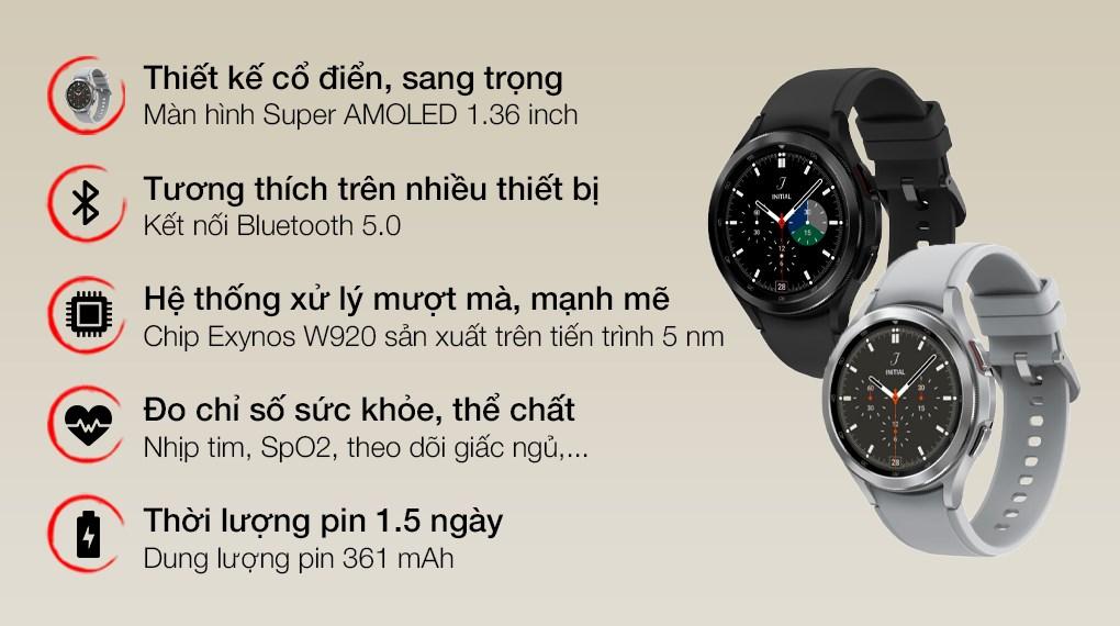 Galaxy Watch 4 Classic 46mm