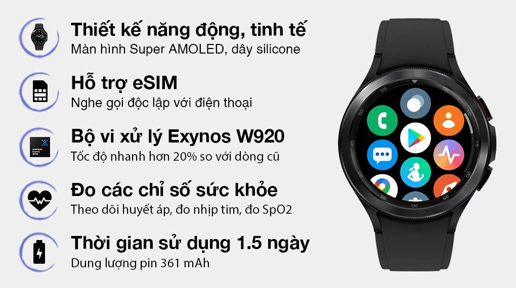 Galaxy Watch 4 LTE Classic 46mm