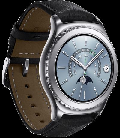 Đồng hồ thông minh Samsung Gear S2 Platinum