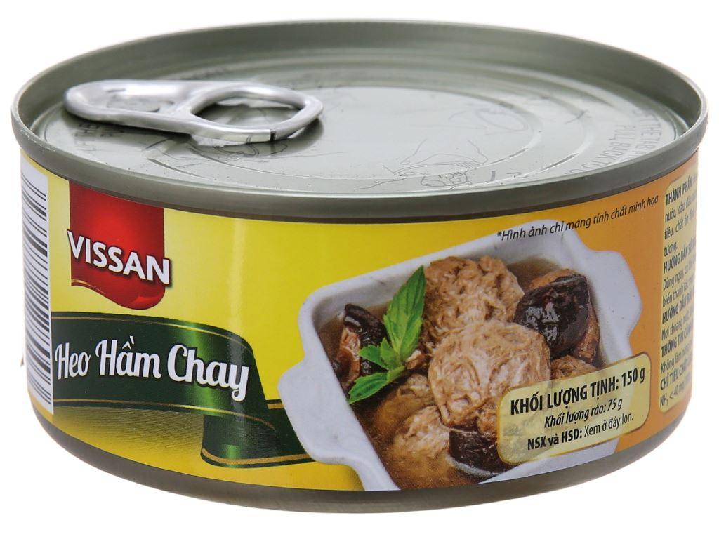 Heo hầm chay Vissan hộp 150g 1