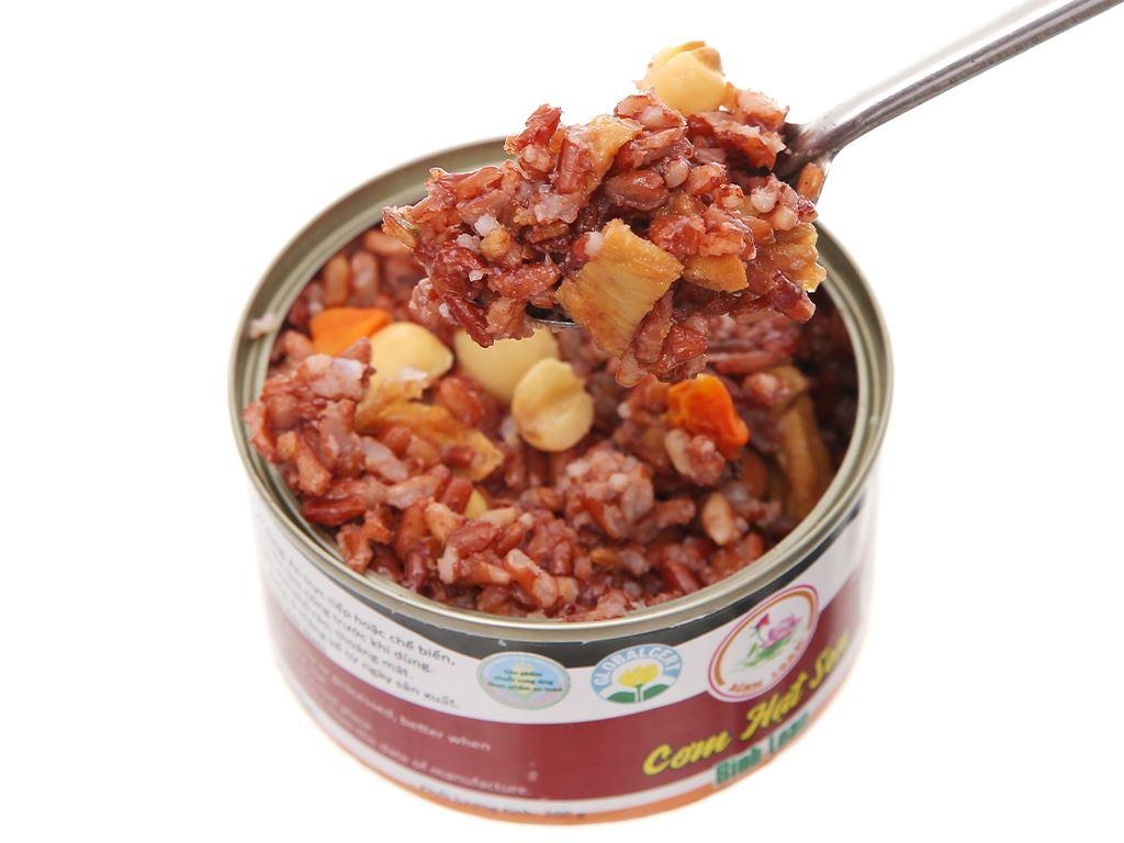 Cơm hạt sen Bình Loan hộp 200g 6