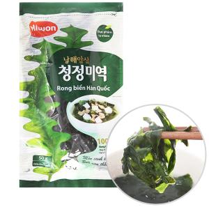 Rong biển khô Miwon vị truyền thống 50g