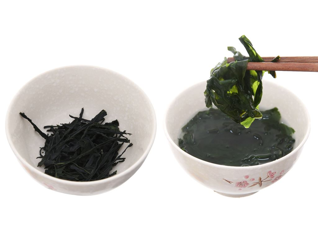 Rong biển khô Miwon vị truyền thống 50g 3