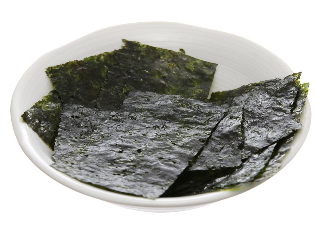 Rong biển ăn liền Green World vị truyền thống 3 gói 2g 5