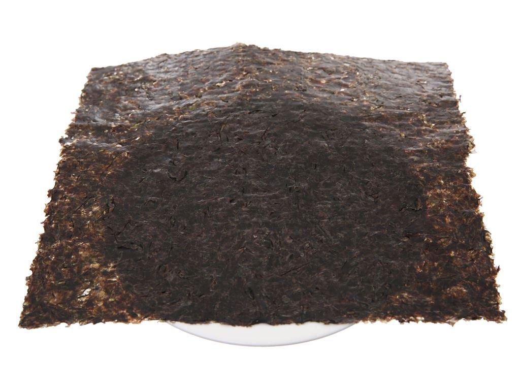 Rong biển cuộn cơm Green World vị truyền thống 9g 5
