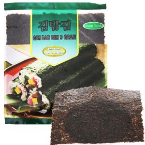 Rong biển cuộn cơm Green World vị truyền thống 9g