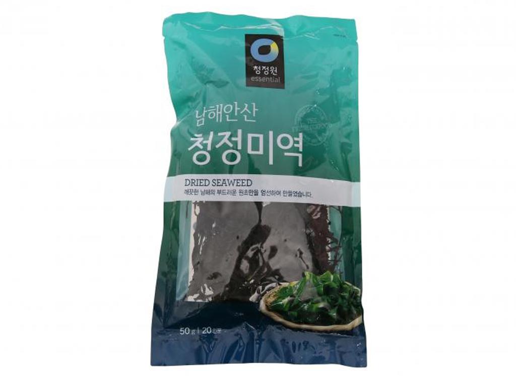 Rong biển nấu canh Chung Jung One 50g 1