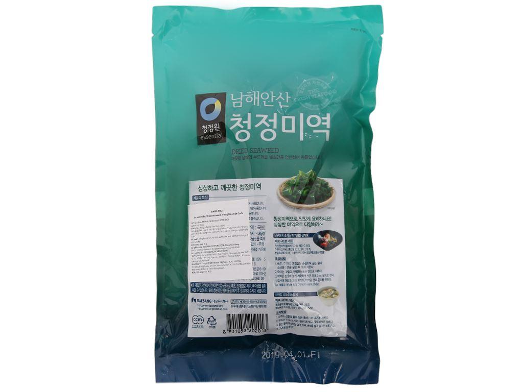 Rong biển nấu canh Chung Jung One 50g 2