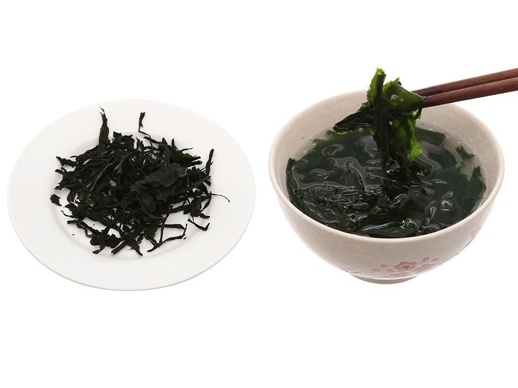 Rong biển nấu canh Chung Jung One 25g 4