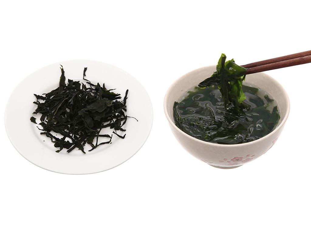 Rong biển nấu canh Chung Jung One 200g 4