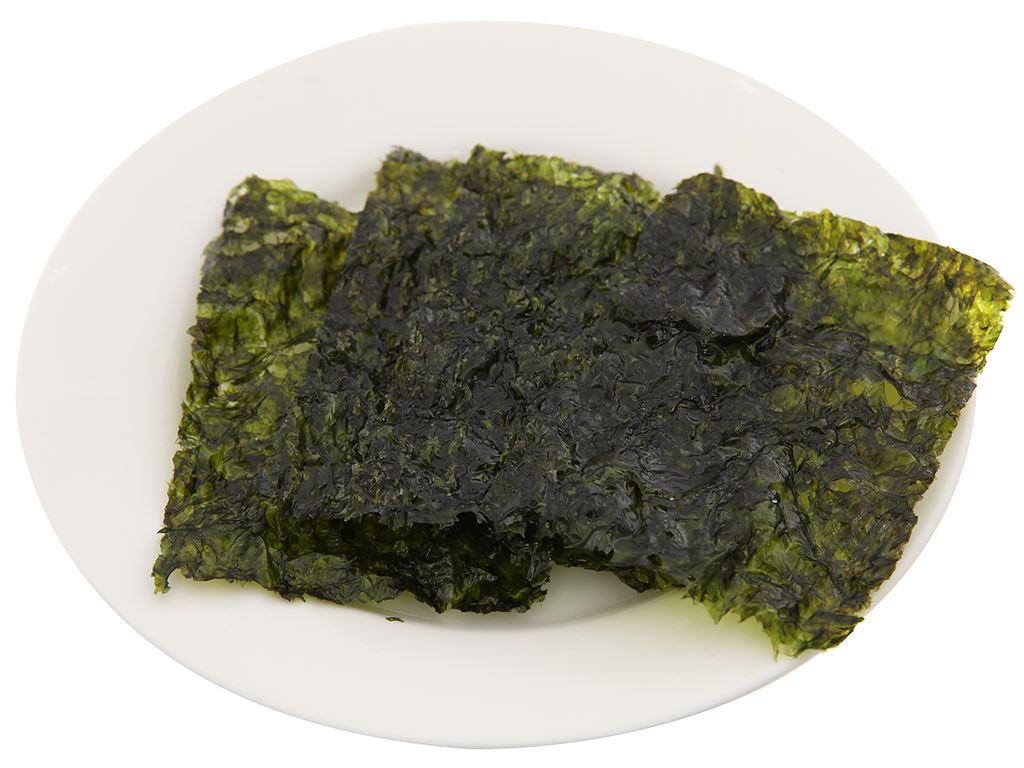 Rong biển tẩm dầu oliu Chung Jung One 9 gói 5g 5