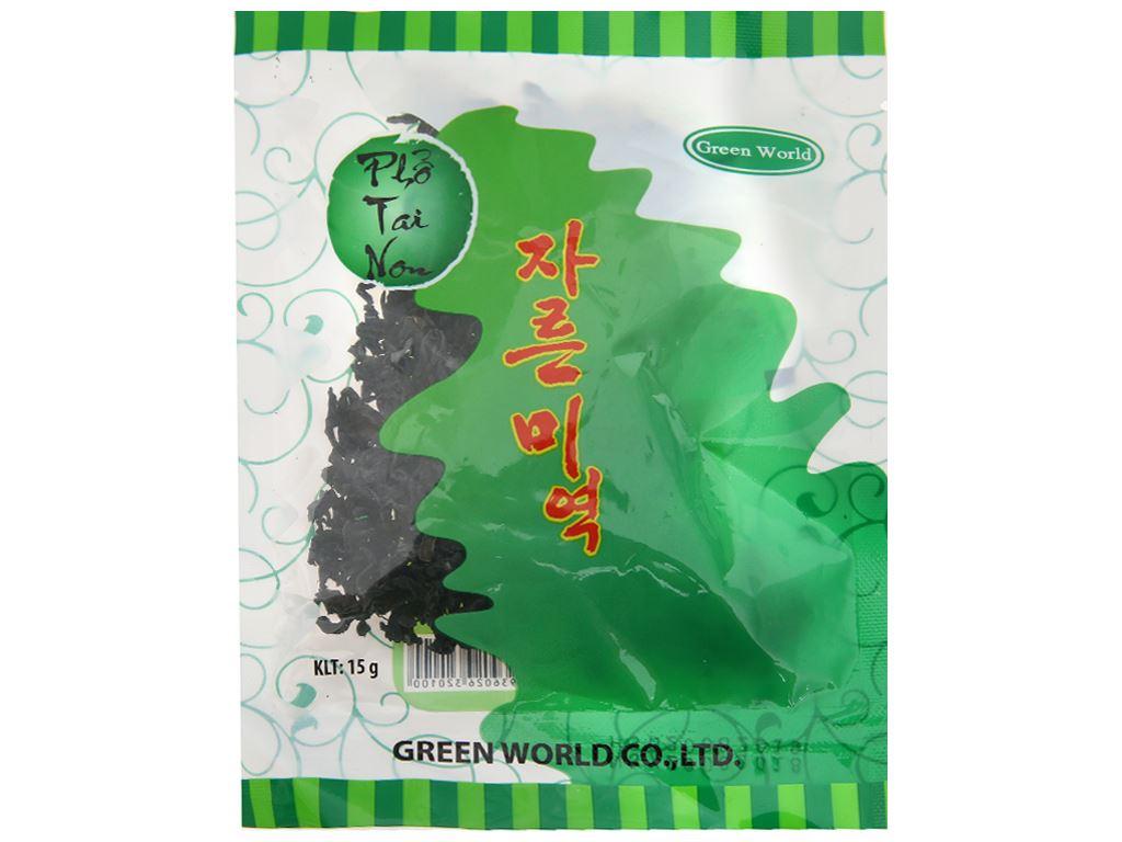 Rong biển Wakacook Green World 15g 1