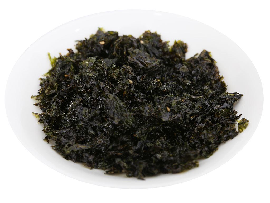 Rong biển rắc cơm Ock Dong Ja vị trà xanh gói 35g 6