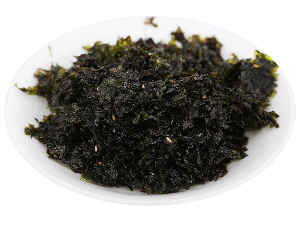 Rong biển rắc cơm Ock Dong Ja vị truyền thống gói 35g 5