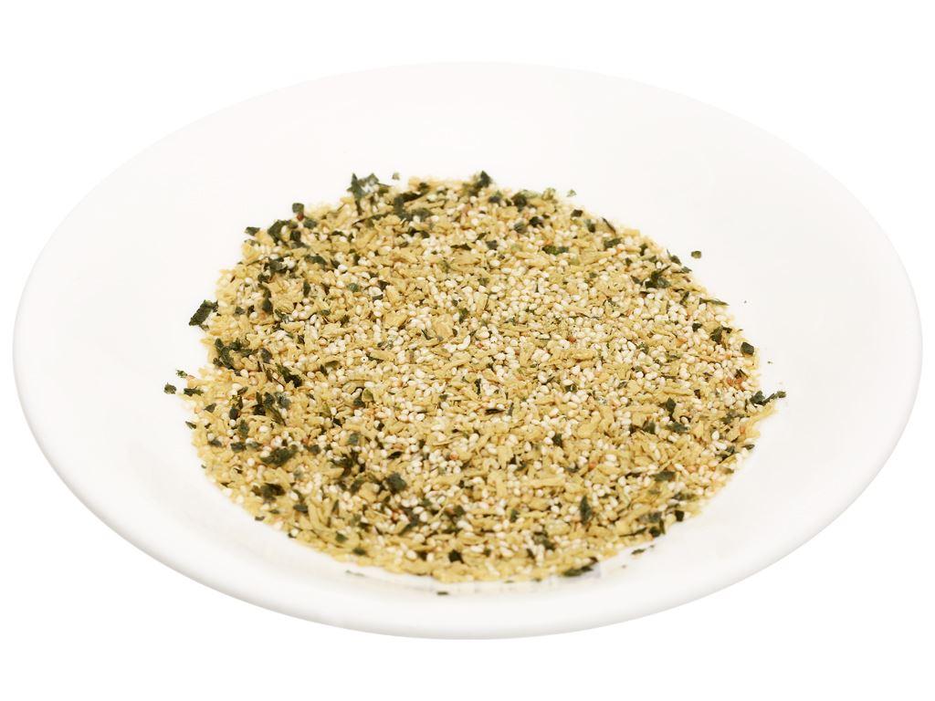 Gia vị rắc cơm lúa mạch rong biển Tâm Minh hũ 100g 5