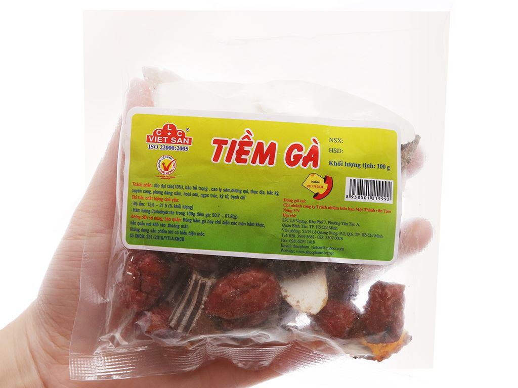 Tiềm gà Việt San gói 100g 2