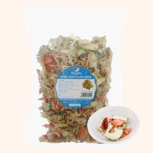 Hỗn hợp dưa món khô Trâm Anh gói 200g