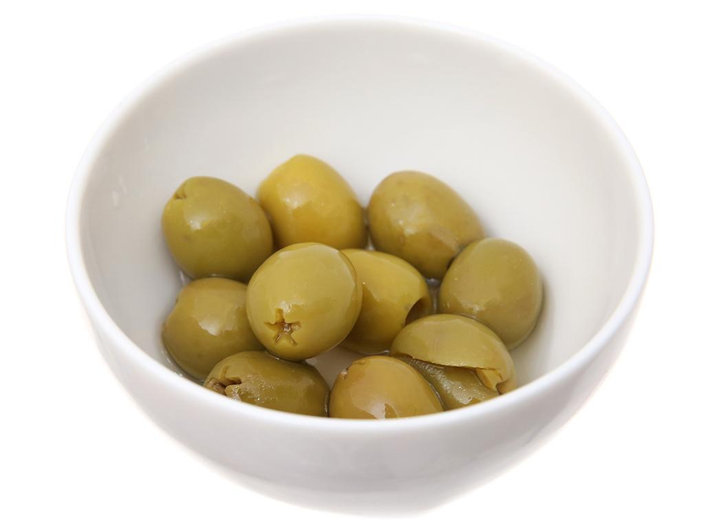 Oliu xanh tách hạt La Pedriza hũ 340g 5