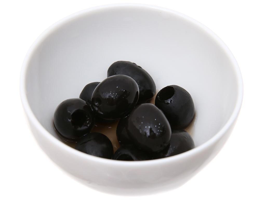Oliu đen tách hạt Torrent hũ 370g 5