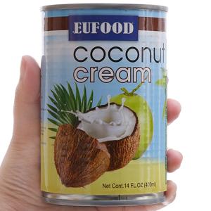 Nước cốt dừa Eufood lon 400ml
