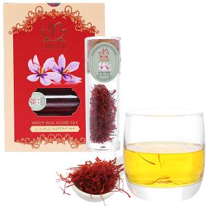 Nhuỵ hoa nghệ tây (saffron) Zafranar hũ 1g