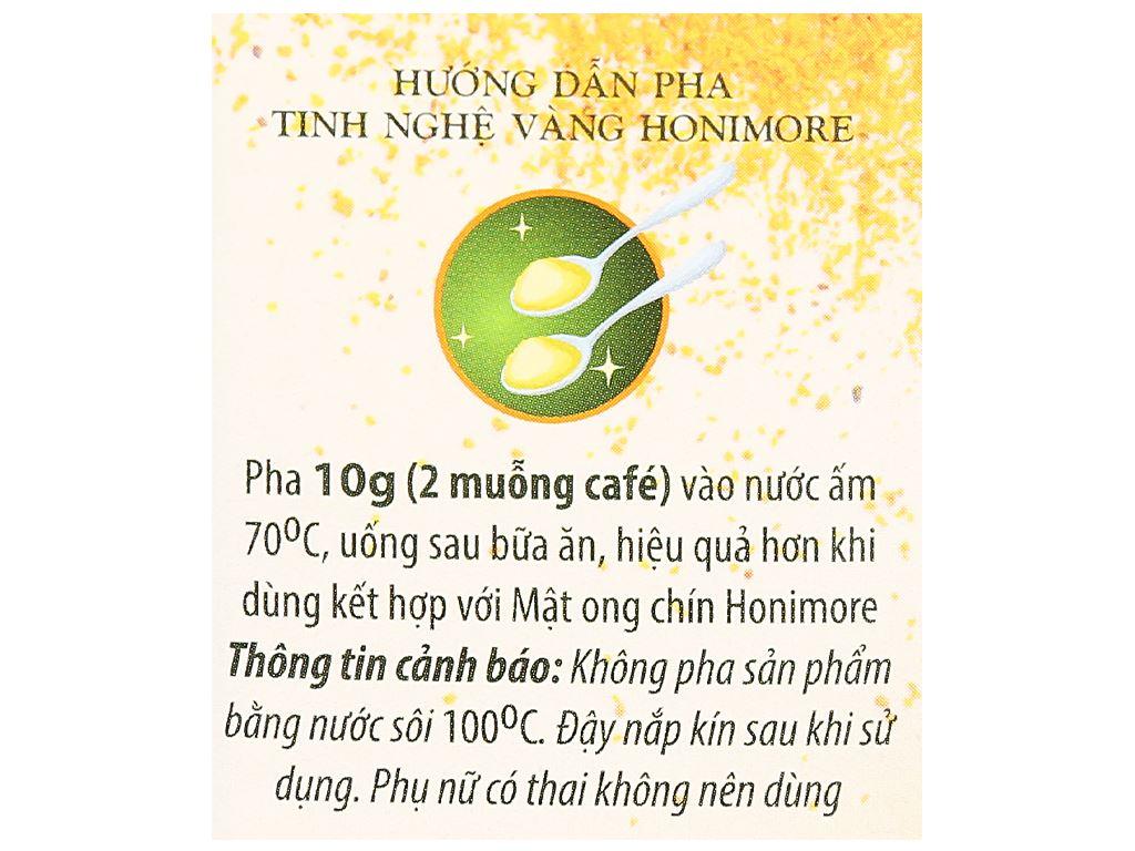 Tinh nghệ vàng Honimore hộp 100g 14