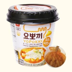 Bánh gạo Yopokki vị phô mai ly 120g