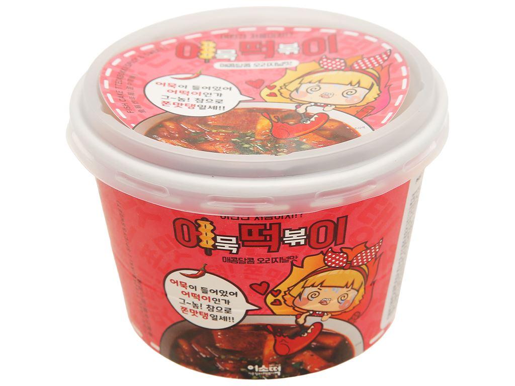 Bánh gạo chả cá Phúc Thịnh Food vị cay ngọt ly 143g 1