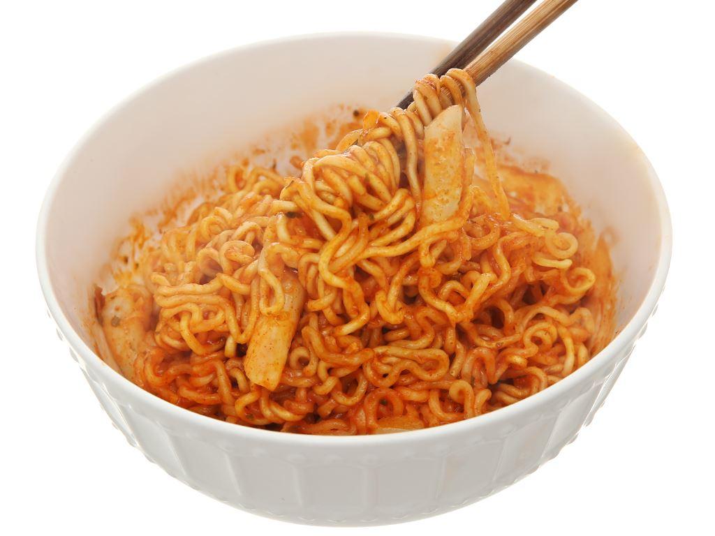 Bánh gạo rapokki Yopokki vị cay ngọt gói 260g 6