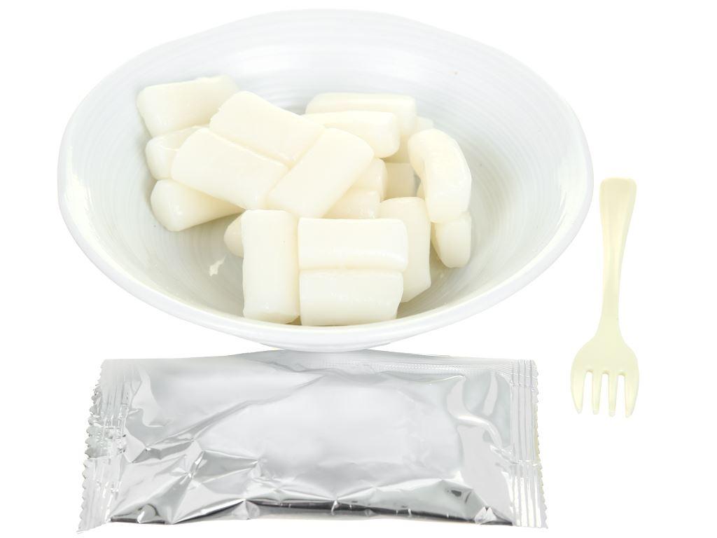 Bánh gạo tokpokki O'food vị tương đen ly 105g 7