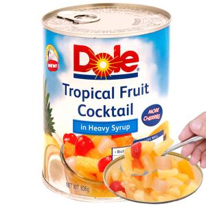 Cocktail trái cây nhiệt đới Dole hộp 836g