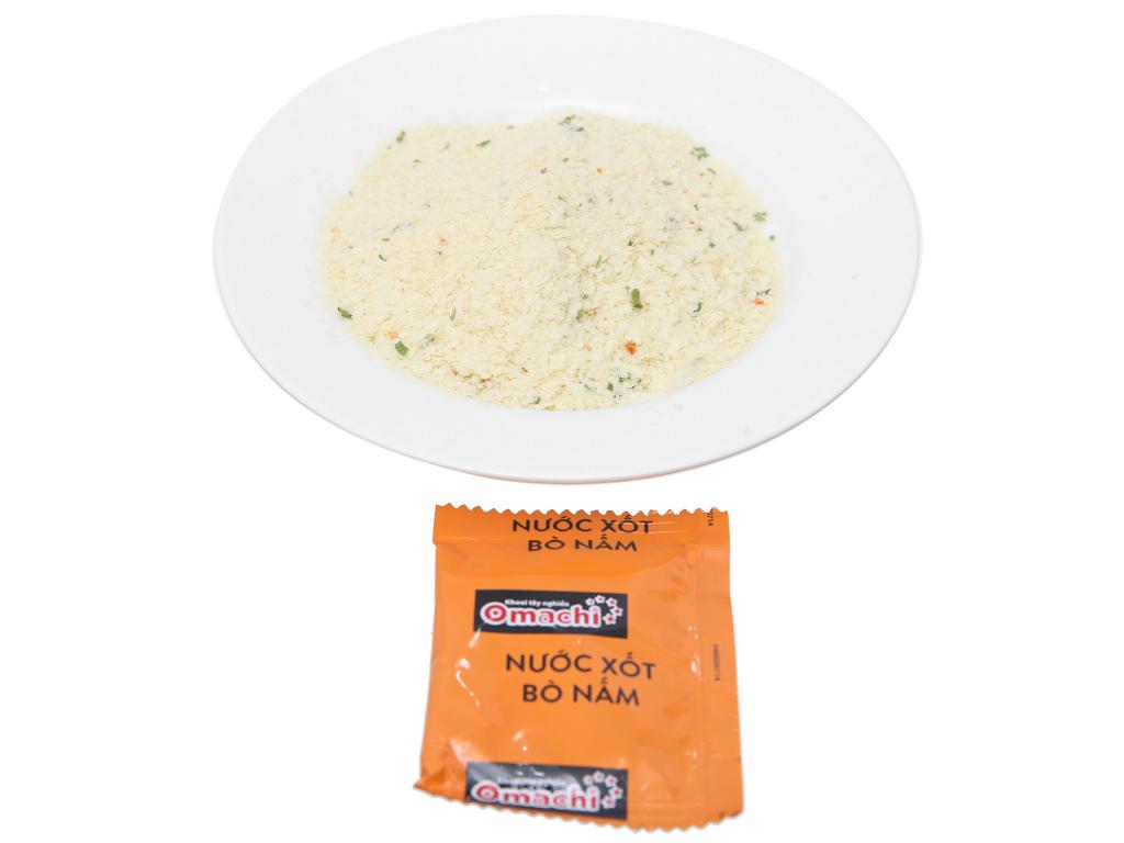 Khoai tây nghiền nước sốt bò nấm Omachi hộp 60g 3