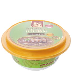 Soup tươi hải sâm nấm đông cô SG Food hộp 240g